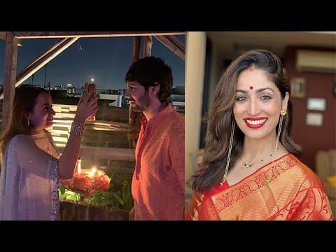 Download Bollywood Celebs का FIRST Karwa Chauth Celebration, Varun Dhawan से Rahul Vaidya तक VIRAL | Boldsky