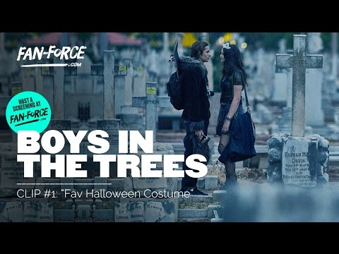 BOYS IN THE TREES - OFFICIAL CLIP 1 'Halloween' - 2016