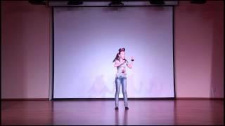 Вероника Молокова, 10 лет, танец Микки Мауса, танец)
