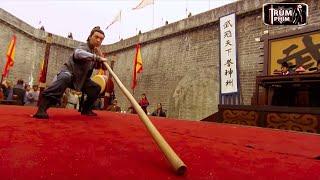 Hành Trình Tiểu Tử Thiếu Lâm Đánh Bại Toàn Bộ Cao Thủ | Mãnh Hổ Võ Lâm | Trùm Phim