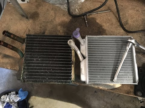 How To Replace A Heater Core - 1973-87 Chevy GMC