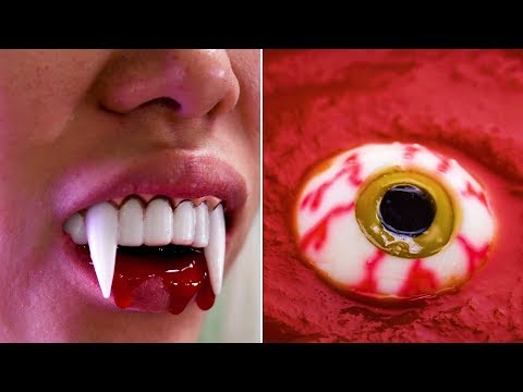 Try these 6 mad scientist treats for the spookiest Halloween ever! | DIY Halloween Treats | So Yummy