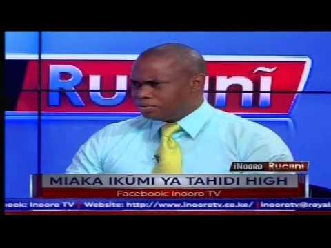 Inooro Ruciini: Miaka ikumi ya Tahidi High