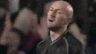 bad day for Barthez