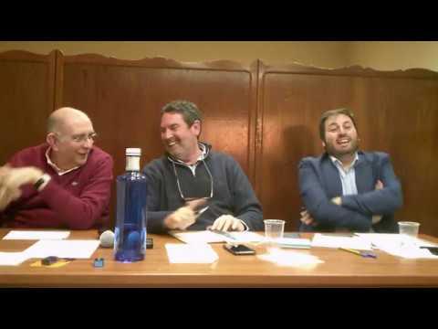 """Presentación del libro """"El oficio de resistir"""" de Javier Aristu - 2"""