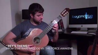 Rey's Theme (Star Wars) – By Nathan Mills