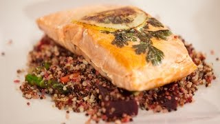 How to make Sous Vide Salmon
