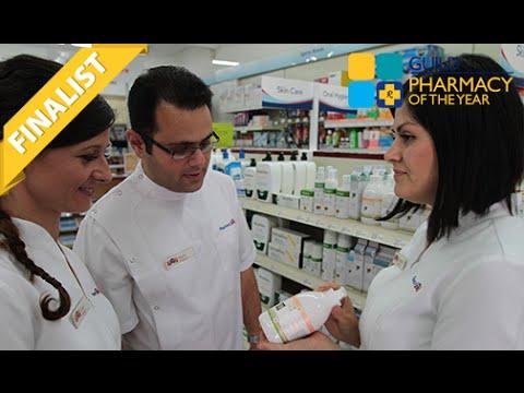 Guild Pharmacy of the Year 2016 finalist: Pharmacy 777 Nollamara