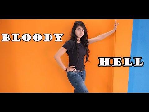 Bloody Hell Video Song  Rangoon  Saif Ali Khan, Kangana Ranaut, Shahid Kapoor  dance