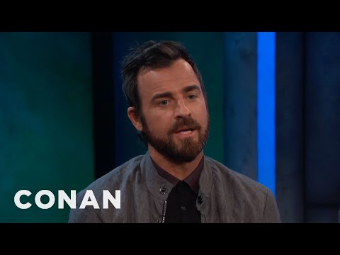 "Thumbnail: Justin Theroux's ""LEGO Ninjago"" Voice Was Inspired By Will Arnett - CONAN on TBS"