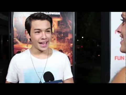 Ryan Potter & Gracie Dzienny Dish on