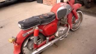 1965 Honda CA95 baby dream