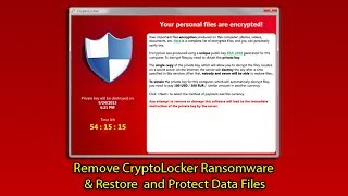 CryptoLocker Ransomware What You Need To Know