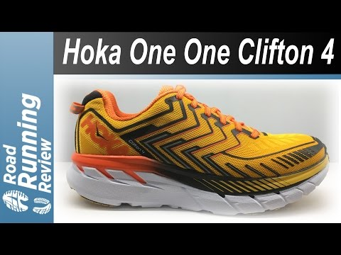 chic clásico profesional mejor calificado tienda del reino unido Hoka One One Clifton 4 Preview - YouTube