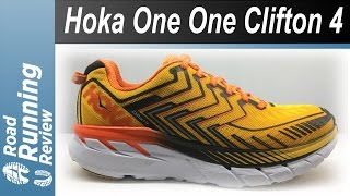 Hoka One One Clifton 4 Preview