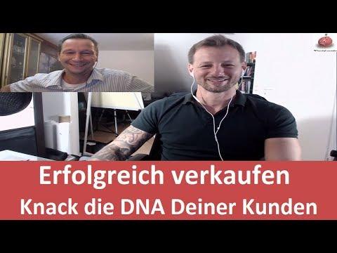 Erfolgreich verkaufen - Knack die DNA Deiner Kunden