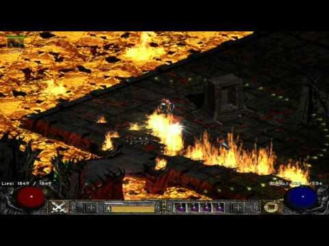 Diablo II - Furnace of Pain - YouTube