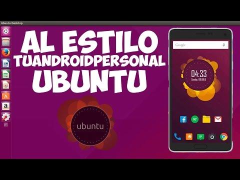 UBUNTU en ANDROID | Al Estilo Tu Android Personal #10 |