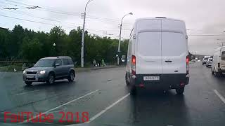 Best of Russian Driving Fails