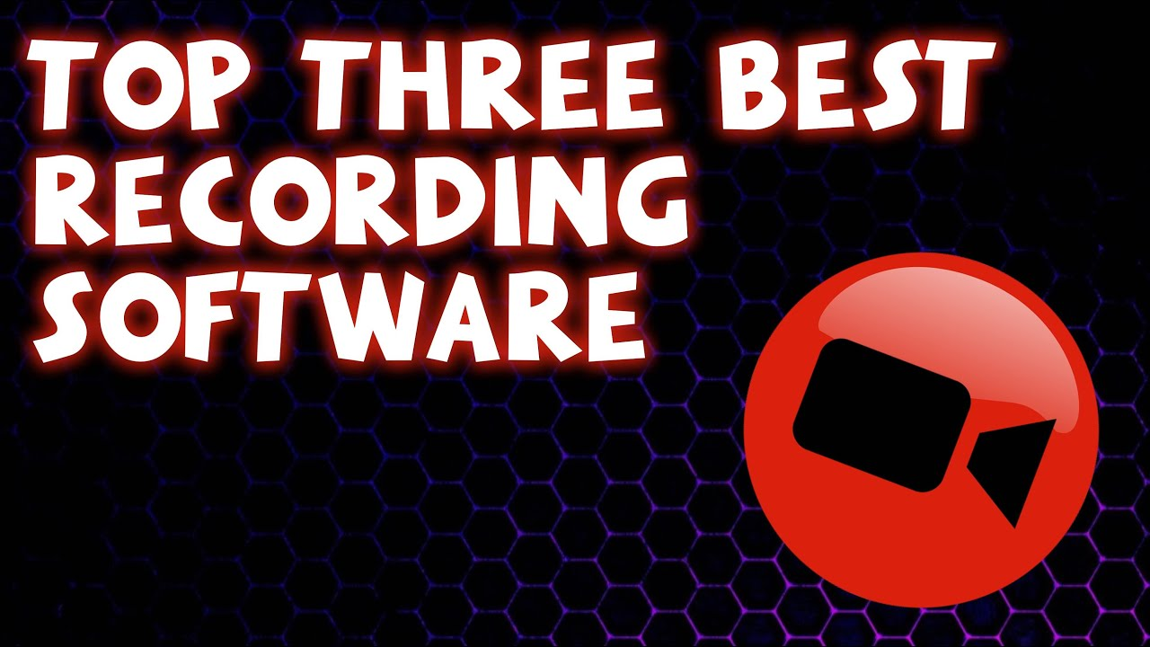 TOP 5 BEST GAME RECORDING SOFTWARE for PC - Everything …