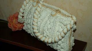 Вязаная Сумка крючком. Находка для лета.knitting bags