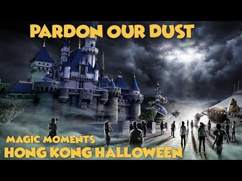 Magic Moments: Hong Kong Halloween