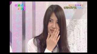乃木坂46 若月佑美が壇蜜について語っています。 わんみつって言葉が面...