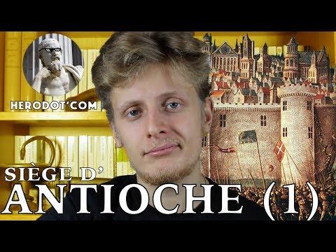 Herodot'com - Siège d'Antioche I (1097-1098) : la Menace Franque