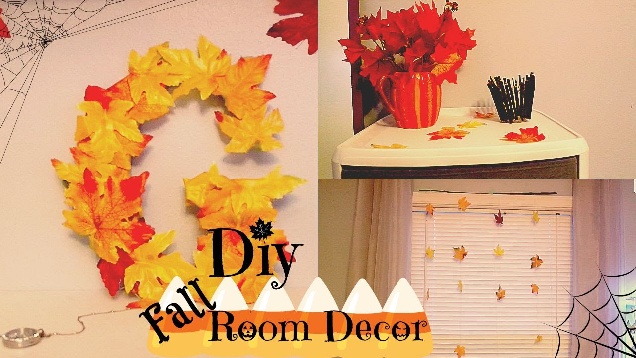 diy home decor for fall diy fall room decor 12088