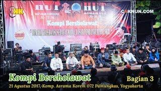 """Cak Nun KiaiKanjeng """"Kompi Bersholawat"""" Bagian 3/3"""