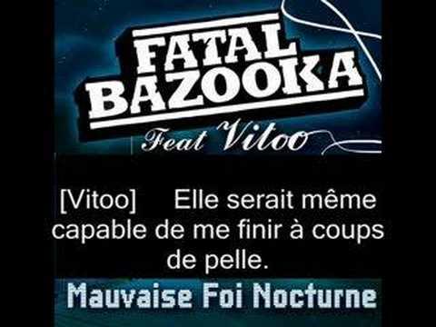 VERSION SOUS TITREE : Fatal Feat Vitoo - Mauvaise foi noctur
