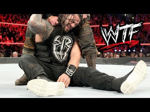 WTF Moments: WWE Fastlane 2017