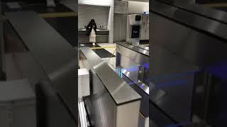 大阪メトロ 顔認証改札機