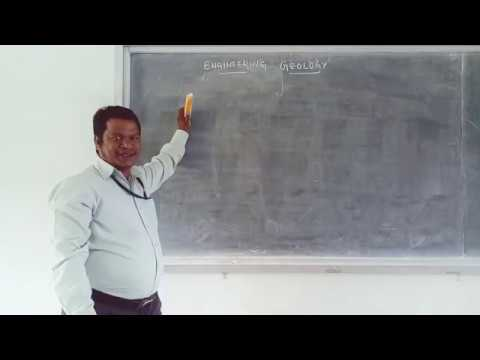 Engineering Geology - Introduction