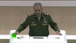 Шойгу: Причина крушения Ту-154 над Чёрным морем установлена на 99 процентов