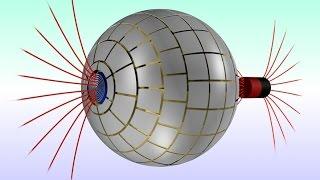 Quantum Entanglement & Artificial magnetic Wormholes