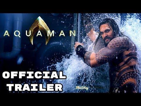 Aquaman   Ft. Jason Momoa  December 2018  MADE