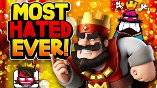 Top 5 Most HATED Decks in Clash Royale History!