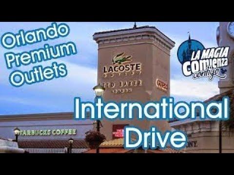b2a3462b20d3 BUEN SHOPPING EN ORLANDO! PREMIUM OUTLETS INTERNATIONAL DRIVE - YouTube