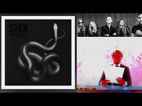"""SOEN (ex-Opeth) debut new song """"Antagonist"""" off new album """"Imperial"""""""