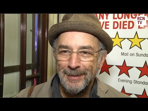 Richard Schiff Interview - Speed The Plow, Lindsay Lohan & Man Of Steel