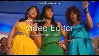 Chipettes- We No Speak Americano/Conga- Scene- Real Voices
