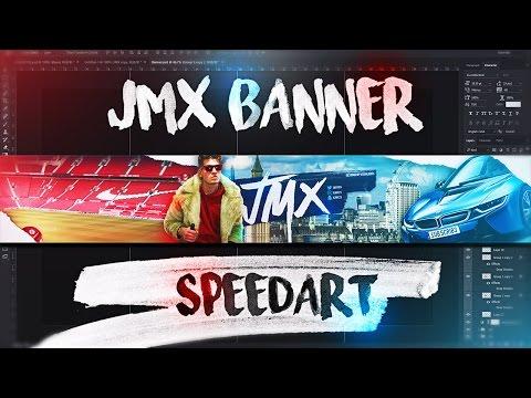 'JMX' - YouTube Banner Speedart (@JMXFifa)