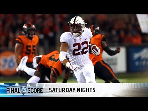 Highlights: Stanford football survives Oregon State with last-minute TD