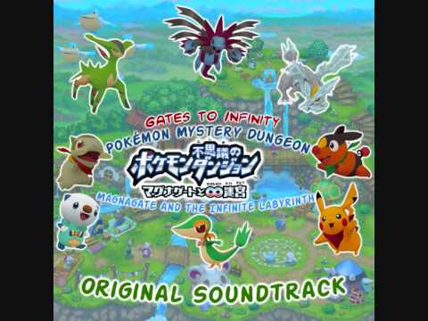 Pokémon Mystery Dungeon: Gates to Infinity - Glacier Palace - Great Spire