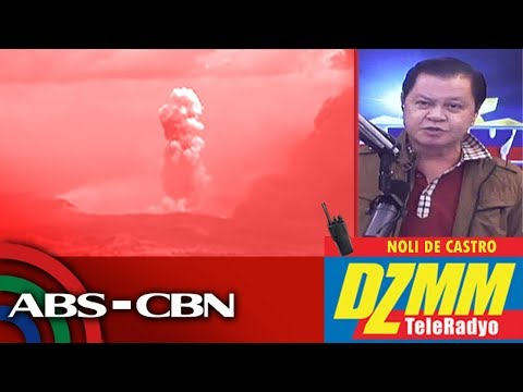 Taal Ash Fall Damages Batangas Fish Pens | DZMM
