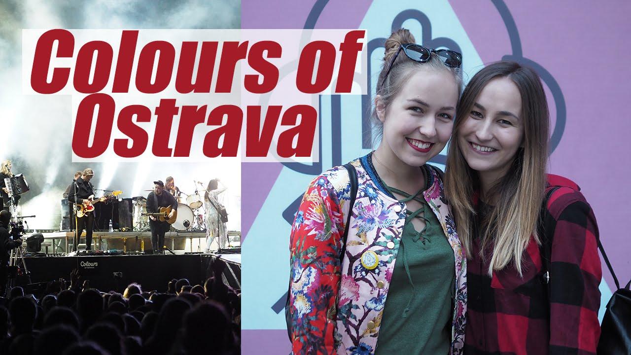 VLOG | Jak jsme skoro nedojely na Colours of Ostrava!