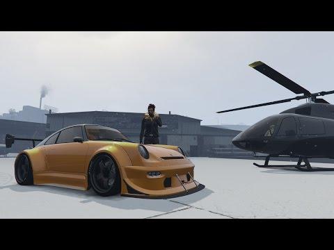 GTA V. | Pfister Comet Sport | Retro Custom TUNING | Mennyiért?💰 | HUN MAGYAR kommentár