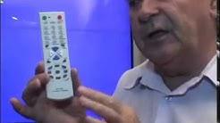 COMO CONFIGURAR CONTROLE DE TV UNIVERSAL