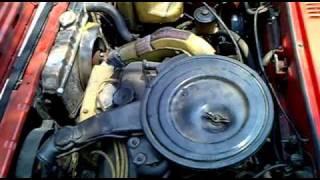 Mitsubishi Colt Mirage 1982 Turbo